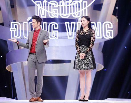 Hoa hau Ky Duyen thang 45 trieu dong tu gameshow truyen hinh - Anh 1
