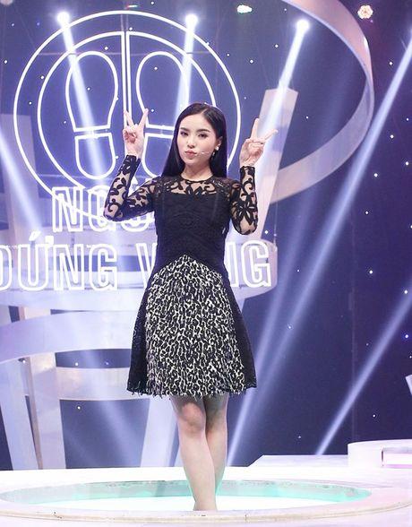 Hoa hau Ky Duyen thang 45 trieu dong tu gameshow truyen hinh - Anh 3