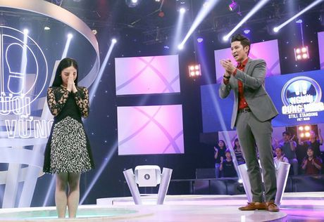 Hoa hau Ky Duyen thang 45 trieu dong tu gameshow truyen hinh - Anh 5