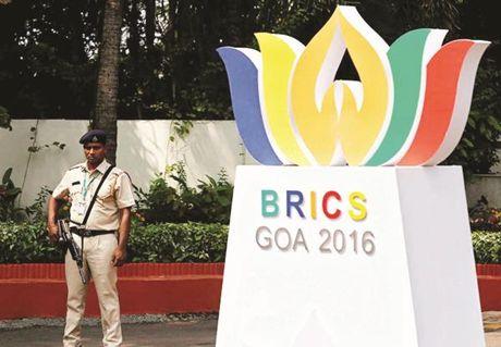 Hoi nghi Thuong dinh BRICS chu trong hop tac kinh te noi khoi - Anh 1