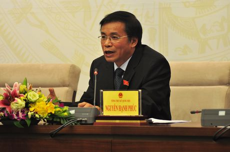 Tong thu ky Quoc hoi: Khoan xe cong chua thuc su hieu qua - Anh 1