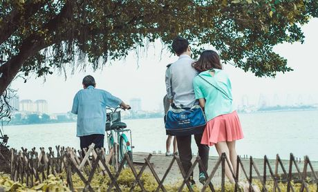 Ho Tay: Co mot chieu thu binh yen giua long Ha Noi - Anh 2