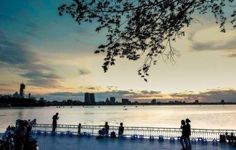 Ho Tay: Co mot chieu thu binh yen giua long Ha Noi - Anh 3