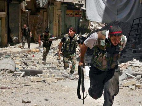 Syria: Luc luong phien quan quyet 'chet' tai Aleppo - Anh 1