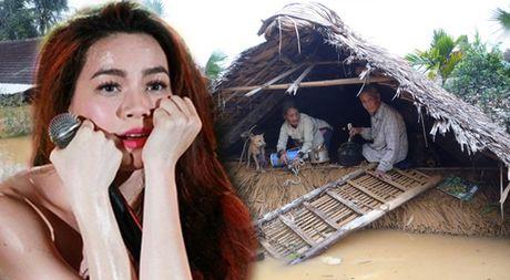 Khi tinh yeu thuong duoc nhan rong trong showbiz Viet - Anh 1