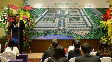 Nha dat khu Nam Sai Gon trinh lang 1.700 nen gia re - Anh 1