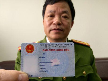 Se 'tuyt coi' de xuat cua Bo Tai chinh ve thu phi cap the can cuoc cong dan - Anh 1