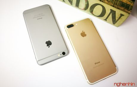 iPhone 7 Plus khac gi 6 Plus va 6S Plus? - Anh 2