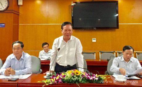 Hoa Binh xin them 3 du an thuy dien - Anh 1
