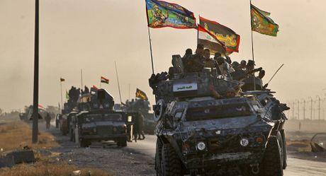 Nga quyet quet sach IS neu bo tron tu Mosul sang Syria - Anh 1