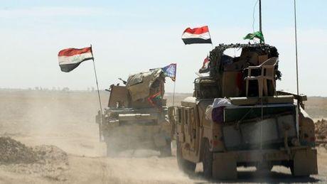 Quan Iraq va nguoi Kurd chiem uu the tai Mosul - Anh 1