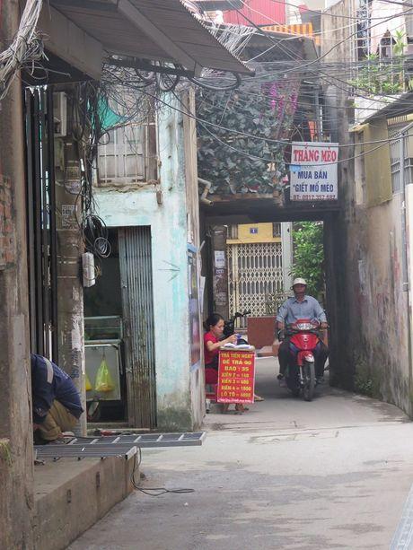 Phong, chong chay no tai khu dan cu chua dam bao - Anh 1