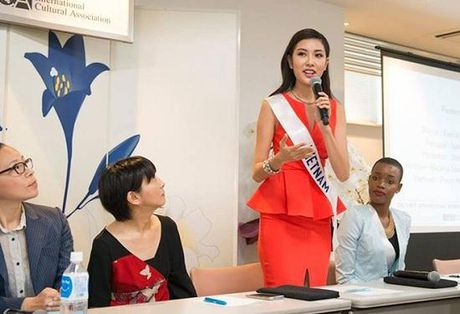 Phuong Linh can hoc hoi gi o Thuy Van de toa sang tai Miss International 2016? - Anh 4