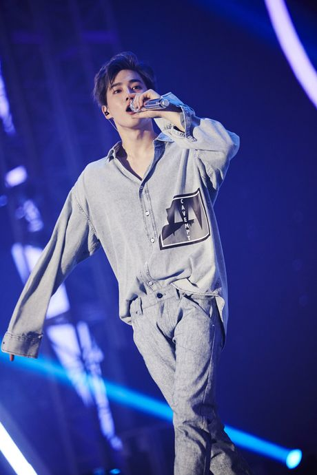 Lay - EXO da hoan toan hoi phuc - Anh 13