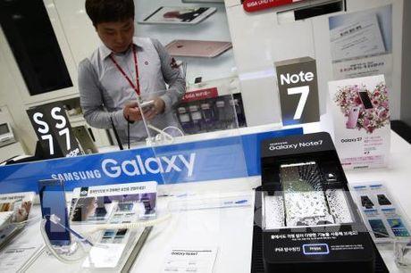 Galaxy Note 7 bi cam van chuyen tren may bay cua Jetstar Pacific - Anh 1