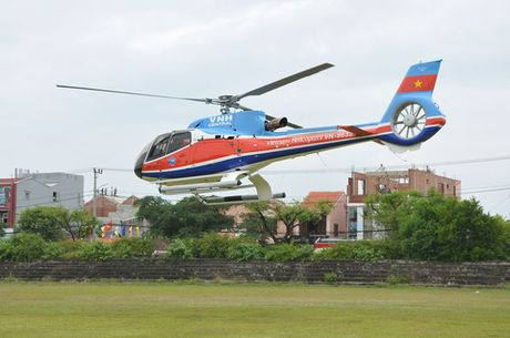 EC130 T2 la may bay truc thang toi tan cua Airbus - Anh 1