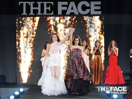Thang 6/8 thu thach ca nhan, day moi la 'nu hoang' cua The Face Thailand! - Anh 2