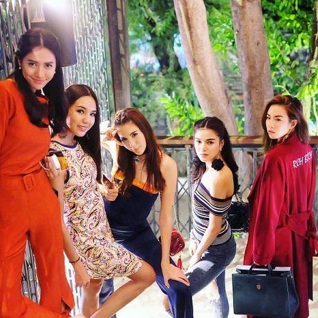 Thang 6/8 thu thach ca nhan, day moi la 'nu hoang' cua The Face Thailand! - Anh 6
