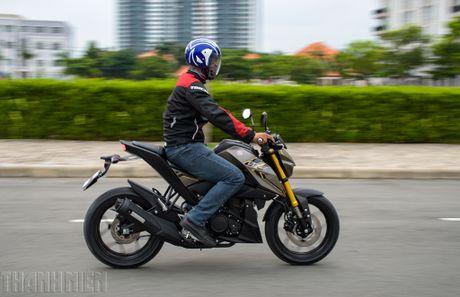 Yamaha chot gia TFX150, cao hon nhieu FZ150i - Anh 2