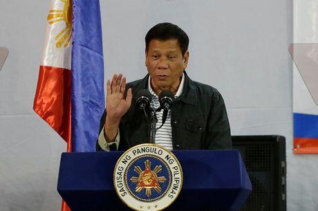 Philippines 'bo roi' My, se tap tran voi Nga va Trung Quoc - Anh 1