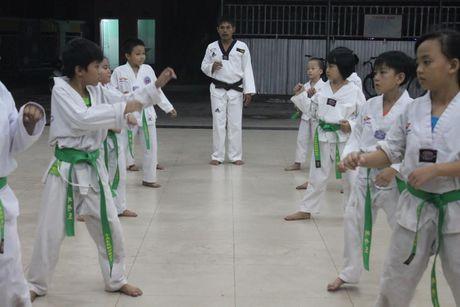 Cuu vo dich Taekwondo tiep tuc khieu nai Lien doan vo thuat tinh - Anh 1