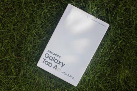 Galaxy Tab A 2016 ban 10,1 inch kem but S Pen gia 8,9 trieu - Anh 1