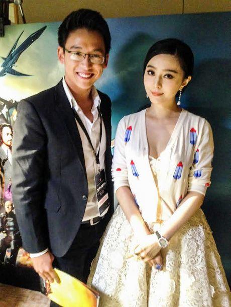 Chang MC Viet phong van Taylor Swift, Pham Bang Bang - Anh 2