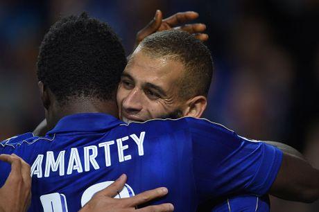 O mot the gioi khac, ai cung so Leicester - Anh 3
