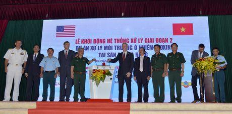 Viet Nam va My xu ly o nhiem dioxin giai doan 2 tai Da Nang - Anh 1