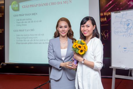 Cong ty my pham Luxury Girl to chuc hoi nghi dao tao dai ly - Anh 5