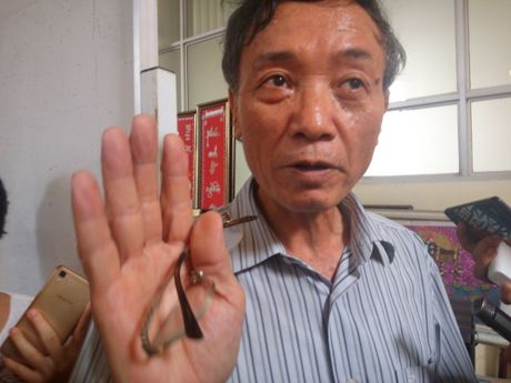 Vinastas phu nhan dung tien doanh nghiep khao sat nuoc mam - Anh 1