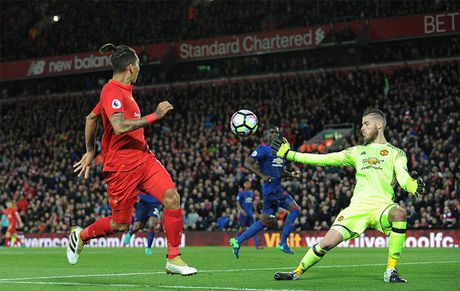 De Gea xuat than, MU thoat thua o Anfield - Anh 1
