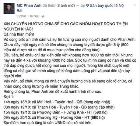 MC Phan Anh thu tien ty, nghi an Thuy Tien mang bau lan 2 - Anh 1