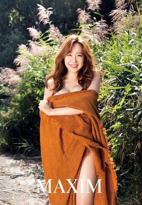 Nang WAGs chau A lam 'day song' NH Anh - Anh 5