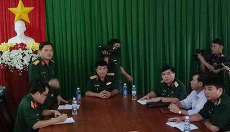 Da xac dinh vi tri nghi may bay roi o Vung Tau - Anh 6