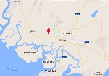 May bay quan su roi tai Vung Tau - Anh 1