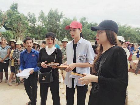 Ho Ngoc Ha dua Subeo ve Quang Binh lam tu thien - Anh 8