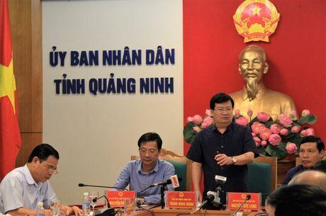 Pho Thu tuong chi dao phong chong bao so 7 tai Quang Ninh - Anh 1