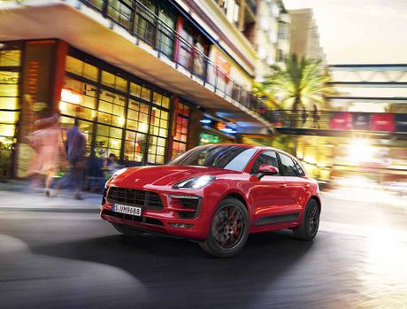 Nhung mau xe moi nhat cua Porsche tai VIMS 2016 - Anh 2
