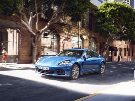 Nhung mau xe moi nhat cua Porsche tai VIMS 2016 - Anh 4
