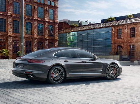 Nhung mau xe moi nhat cua Porsche tai VIMS 2016 - Anh 5