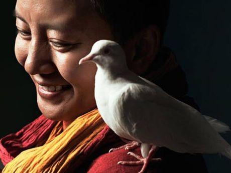 Ani Drolma, co gai noi tieng nhat Nepal: Ni co kiem sieu sao nhac rock - Anh 1
