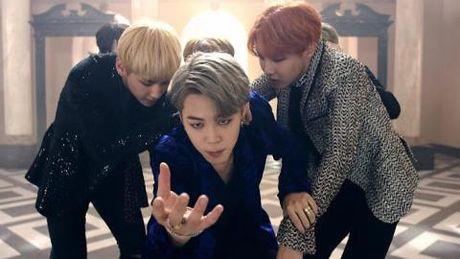 BTS xo do ky luc cua loat sao Han tren BXH Billboard - Anh 1