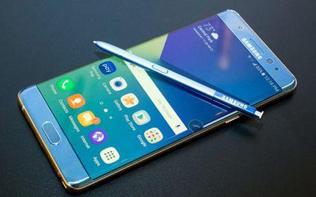 Hon 8.000 Samsung Galaxy Note 7 da duoc thu hoi tai Viet Nam - Anh 1