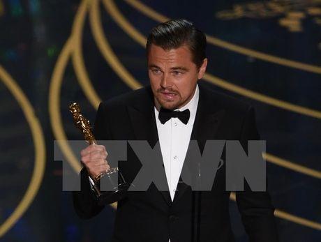 Tai tu Leonardo DiCaprio len ke hoach san xuat phim hoat hinh - Anh 1