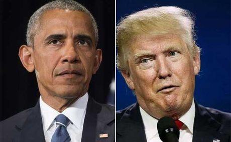 Ong Obama yeu cau ong Trump ngung than phien ve he thong bau cu - Anh 1