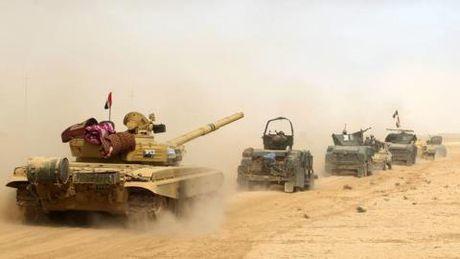Nga doan truoc My mo duong dua IS tu Mosul sang Syria - Anh 2