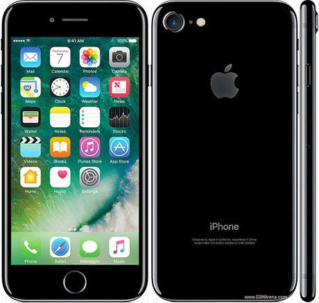 iPhone 7 nhan ban iOS 10.0.3, sua loi mat song - Anh 1
