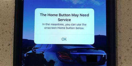 iPhone 7 nhan ban iOS 10.0.3, sua loi mat song - Anh 3