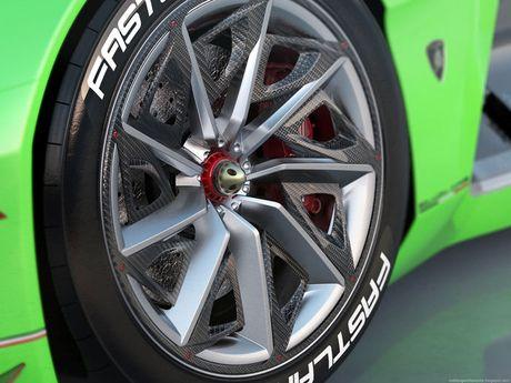 'Ngan ngo' truoc Lamborghini Spectro ban dua khong nguoi lai - Anh 3